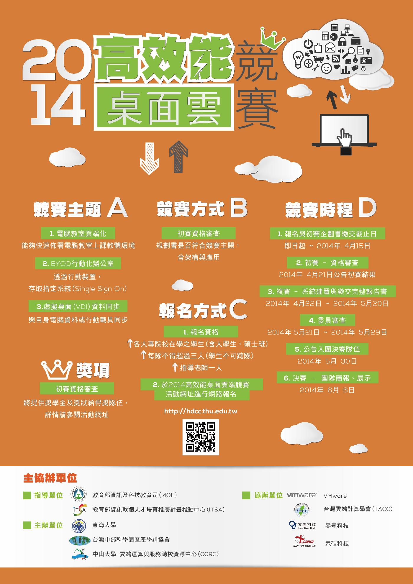 2014高效能桌面雲競賽eDM-PNG